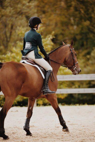 内方姿勢を取るコトが楽しくなるやり方と効果とは!? ~乗馬の便利テクニックを学ぼう~